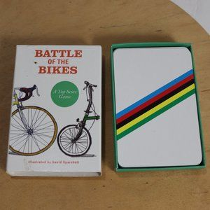 Battle of the Bikes Card Drinking Game